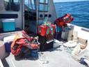 Plankton sampling, Algoa Bay